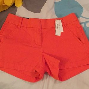 NEW J.CREW - Chino shorts!